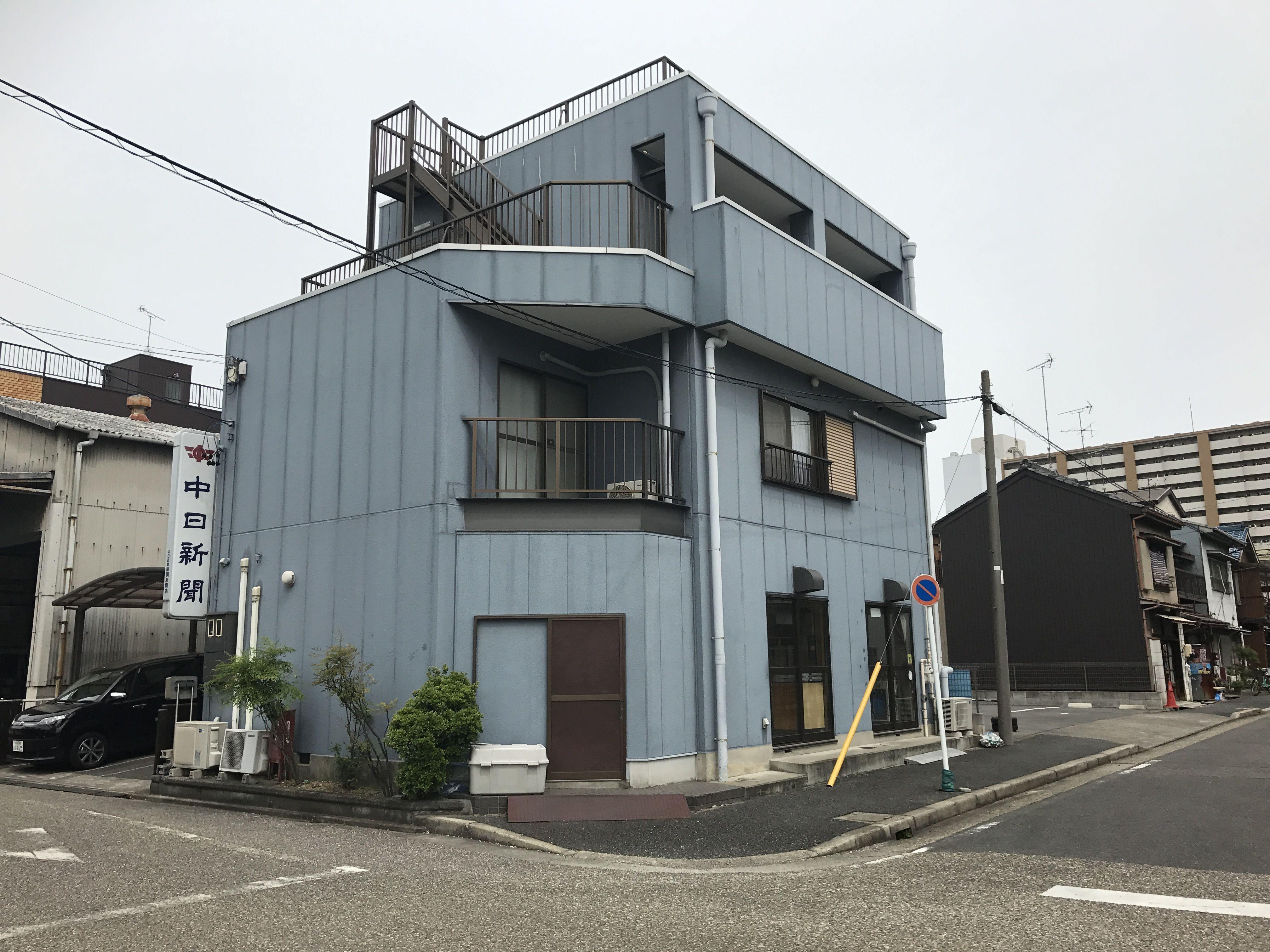 名古屋市の防水工事 屋上防水なら | 株式会社マルシン